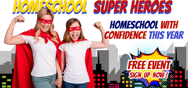 What are your Homeschool Super Powers?