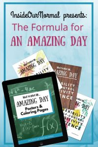 Download the Formula for an Amazing Day