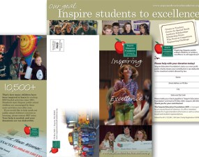 Sequim Education Foundation brochure