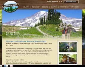Mounthaven Resort Vacation Rentals & Cabins