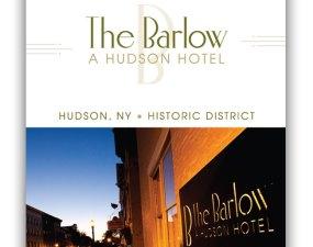 The Barlow logo design