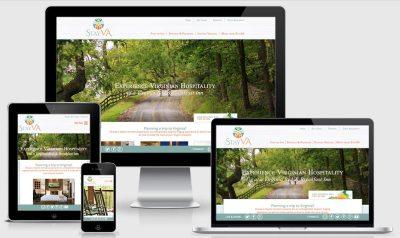 StayVa -stayva.org - 2 new responsive websites