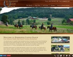 Horseshoe Canyon Dude Ranch