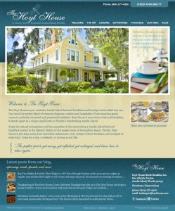 Hoyt House, an Amelia Island Bed and Breakfast