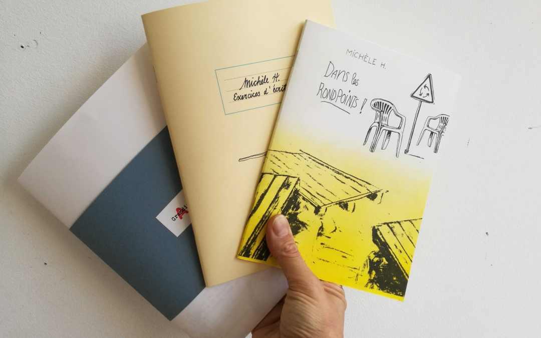 Livres 2019 à découvrir à TIRAGE LIMITÉ (Morges)