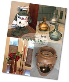 INSIDE OUT   Home and Garden Decor Catalog   Request Catalog