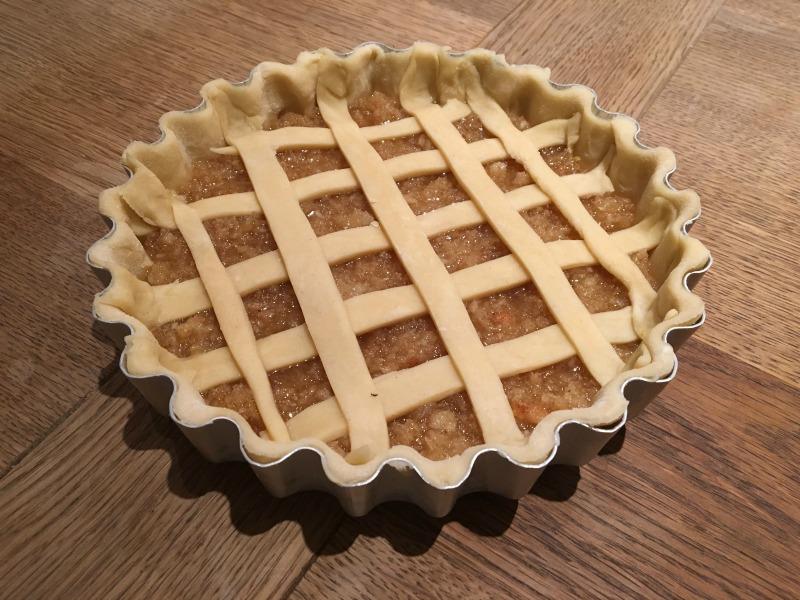 treacle-tart