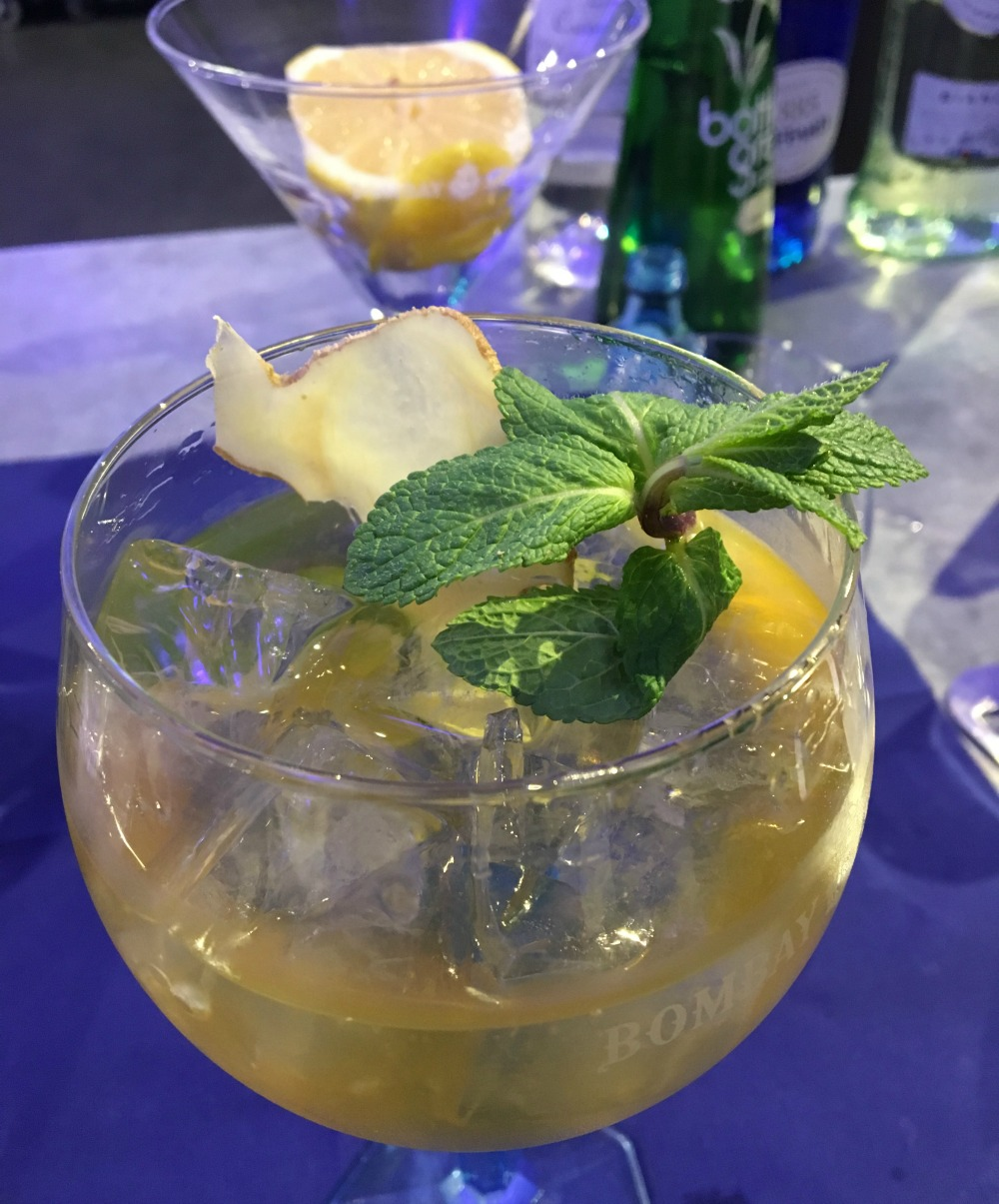 The Laverstoke Gin Cocktail
