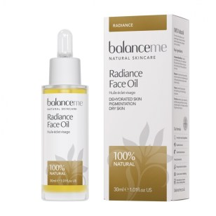 balance me radiance facial oil