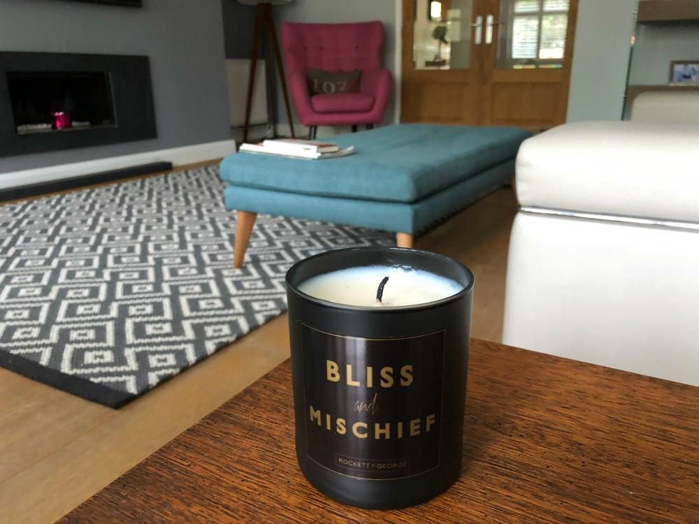 Bliss & Mischief Candle Rockett St George