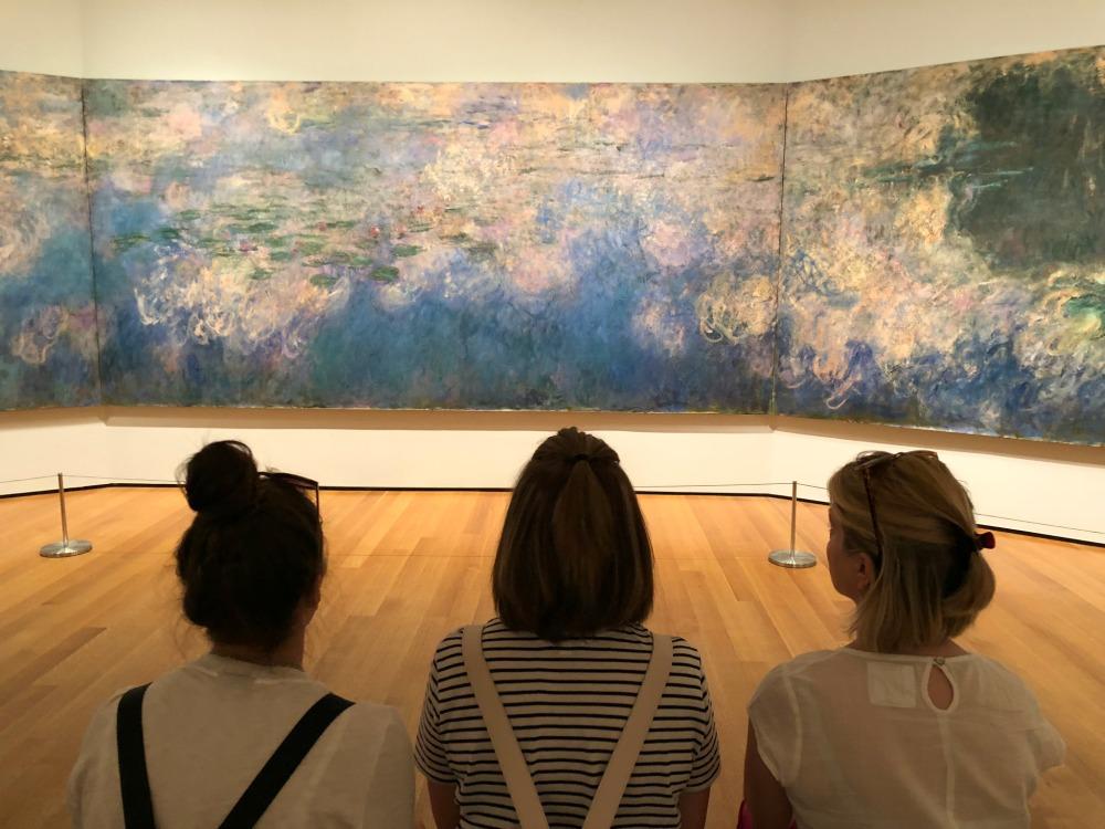 Museum of Modern Art Monet