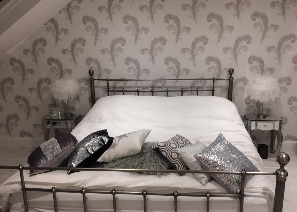Decadent bedroom