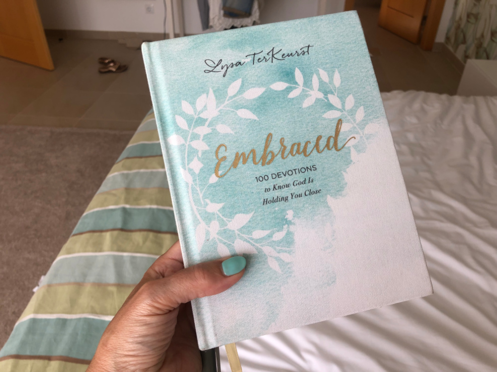 Embraced Lysa Terkeurst