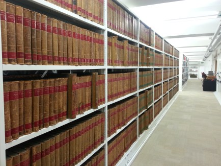 Bodleian Law Library: Official Papers, Law Collection, Level 0