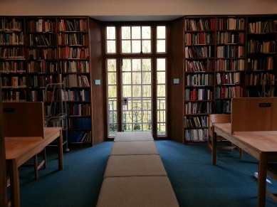 Music Faculty Library: Upstairs