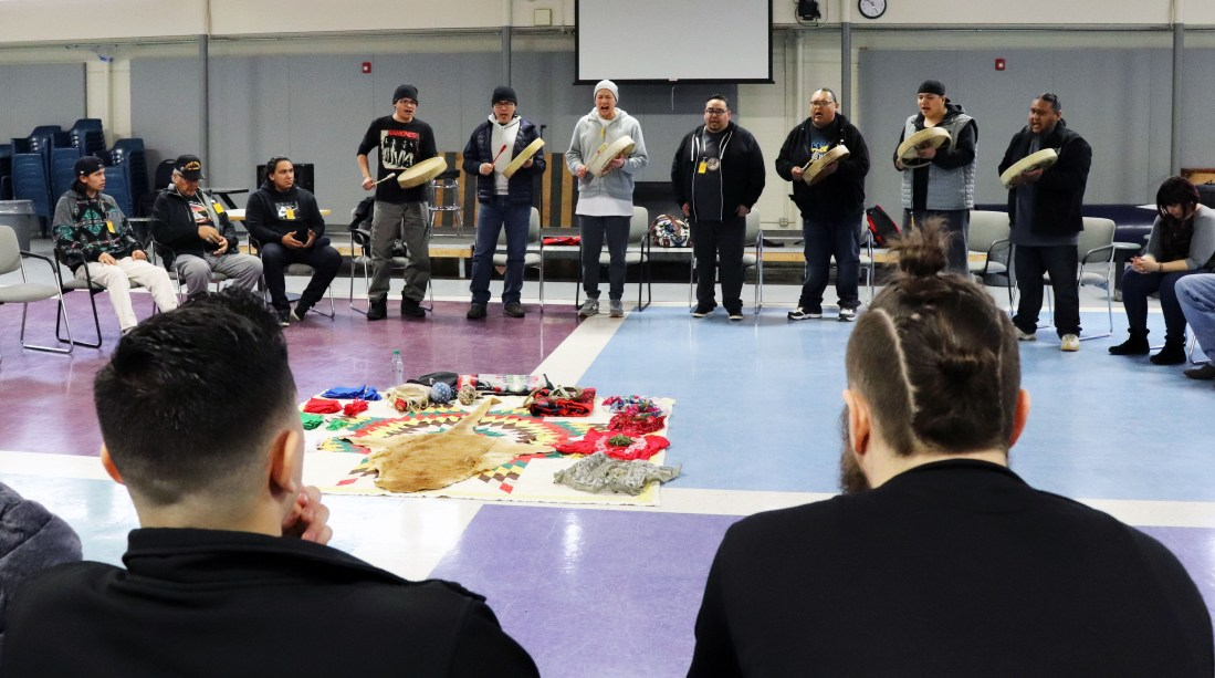 Tribal Members Share Traditions with MacLaren Youth – Inside OYA