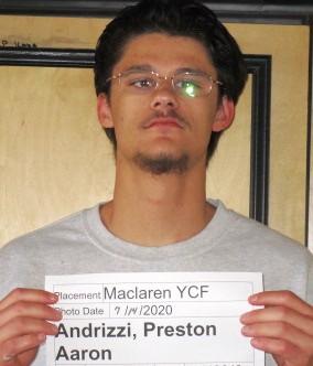 Preston Andrizzi headshot
