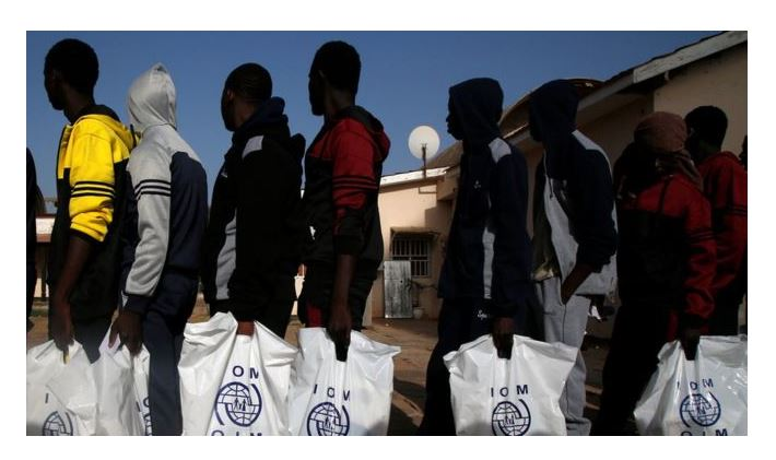 REVEALED: 15 Oyo Indigenes Among 972 Libya Returnees