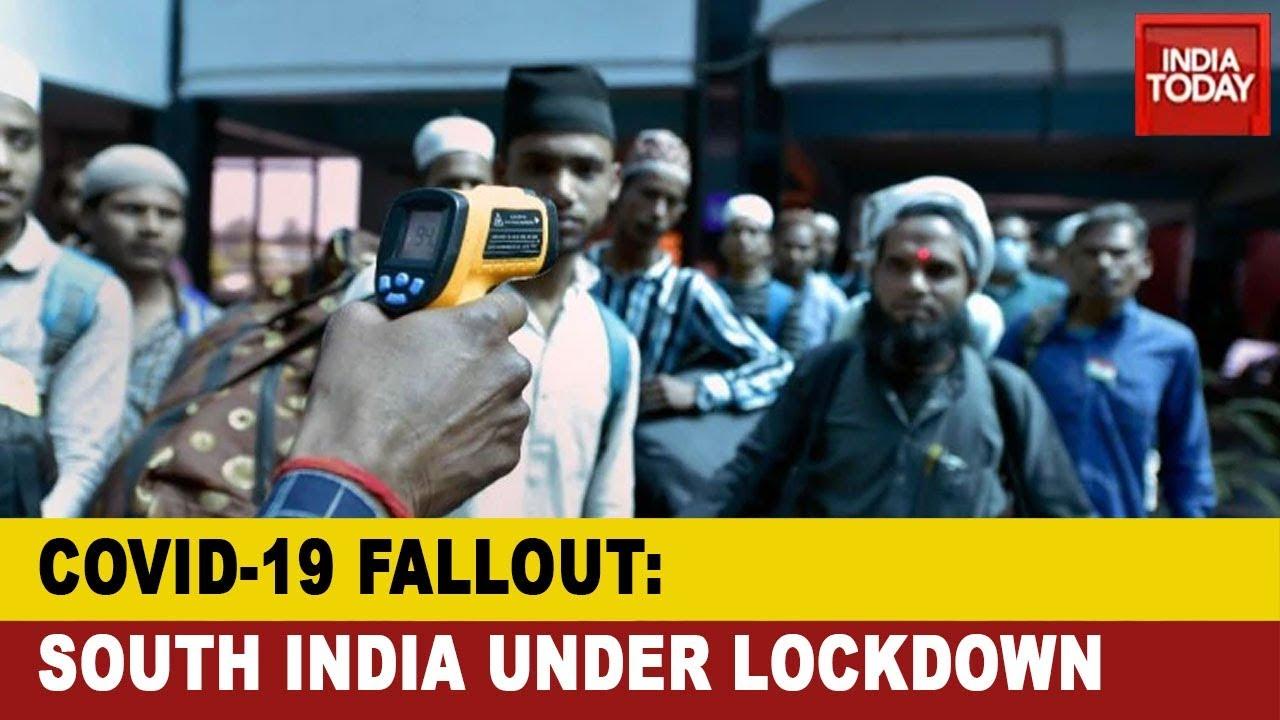 Indien Shutdown