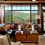 Mountain Interior Design Trends for 2013