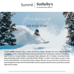 Snow Report | Summit Sotheby's