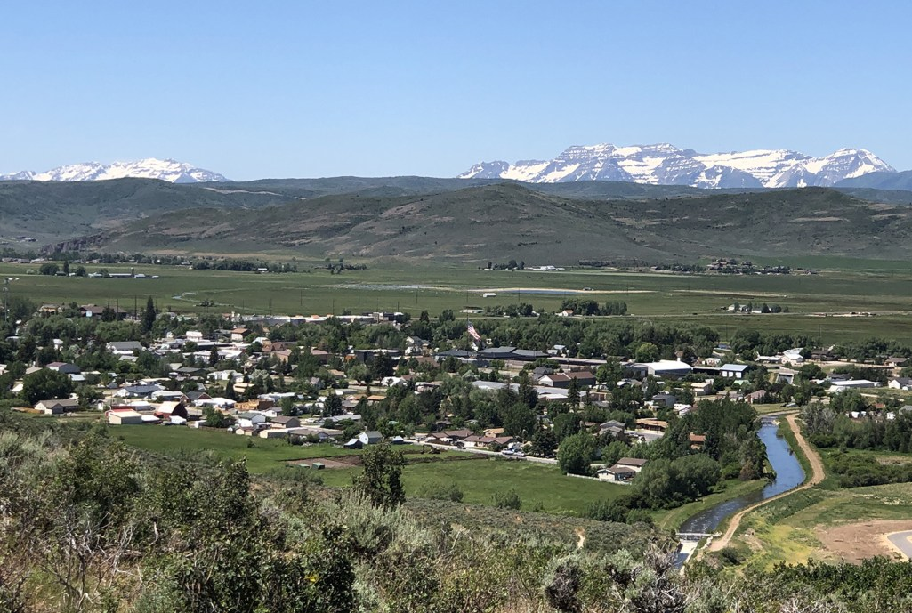 Kamas Hiking Trails