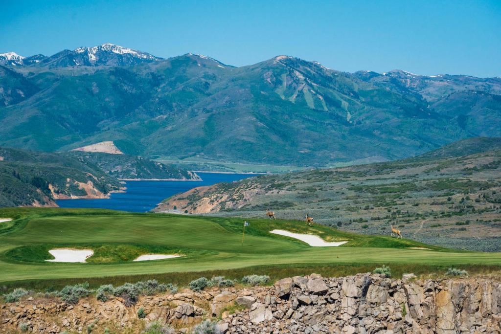 Park City Utah Golf Course Communities