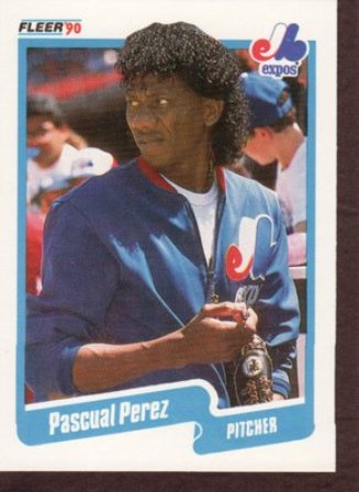 The juiciest jheri curl I have ever seen. It's like Pedro Martinez dressed up as Rick James