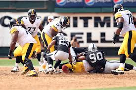 Steelers - Raiders