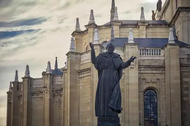 В Польше важна религия
