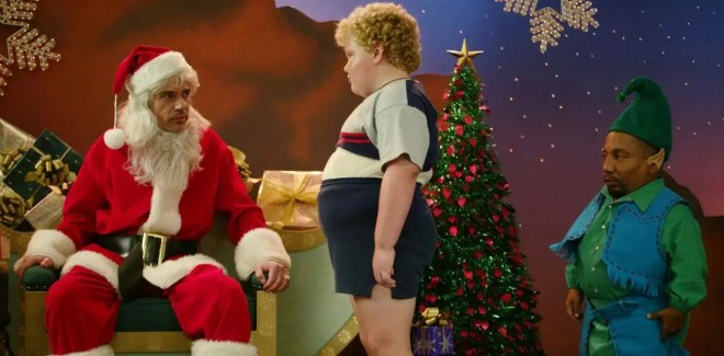 Zły Mikołaj Bad Santa Плохой Санта