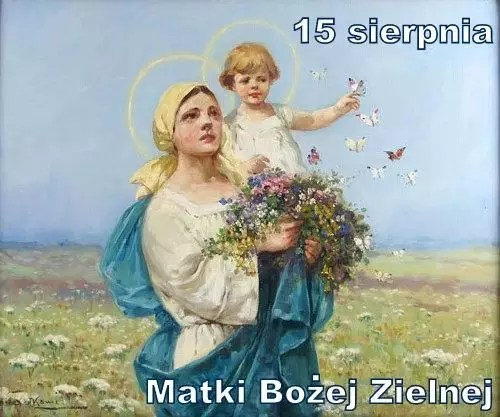 Matka Boska Zielna