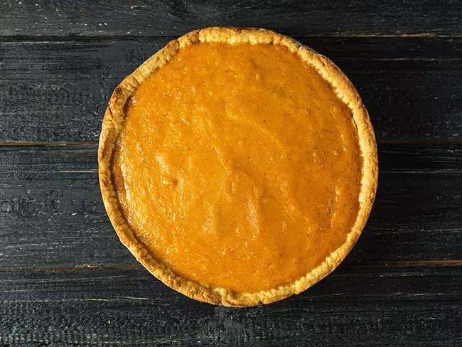 Dyniowe ciasto (тыквенный пирог)