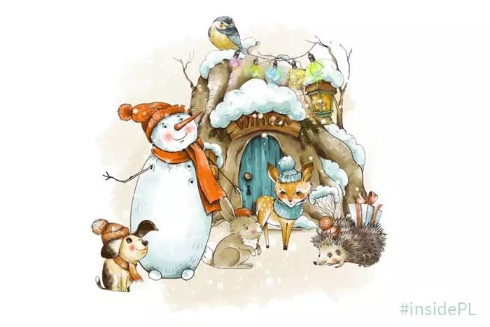 Рождественские мультфильмы на польском языке: онлайн, бесплатно