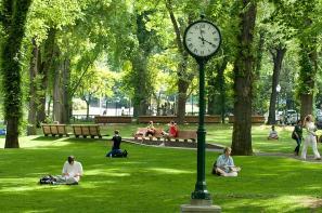 PSU Study Park Blocks