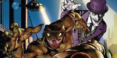 Forever Evil DC New 52 Secret Society of Supervillains #1