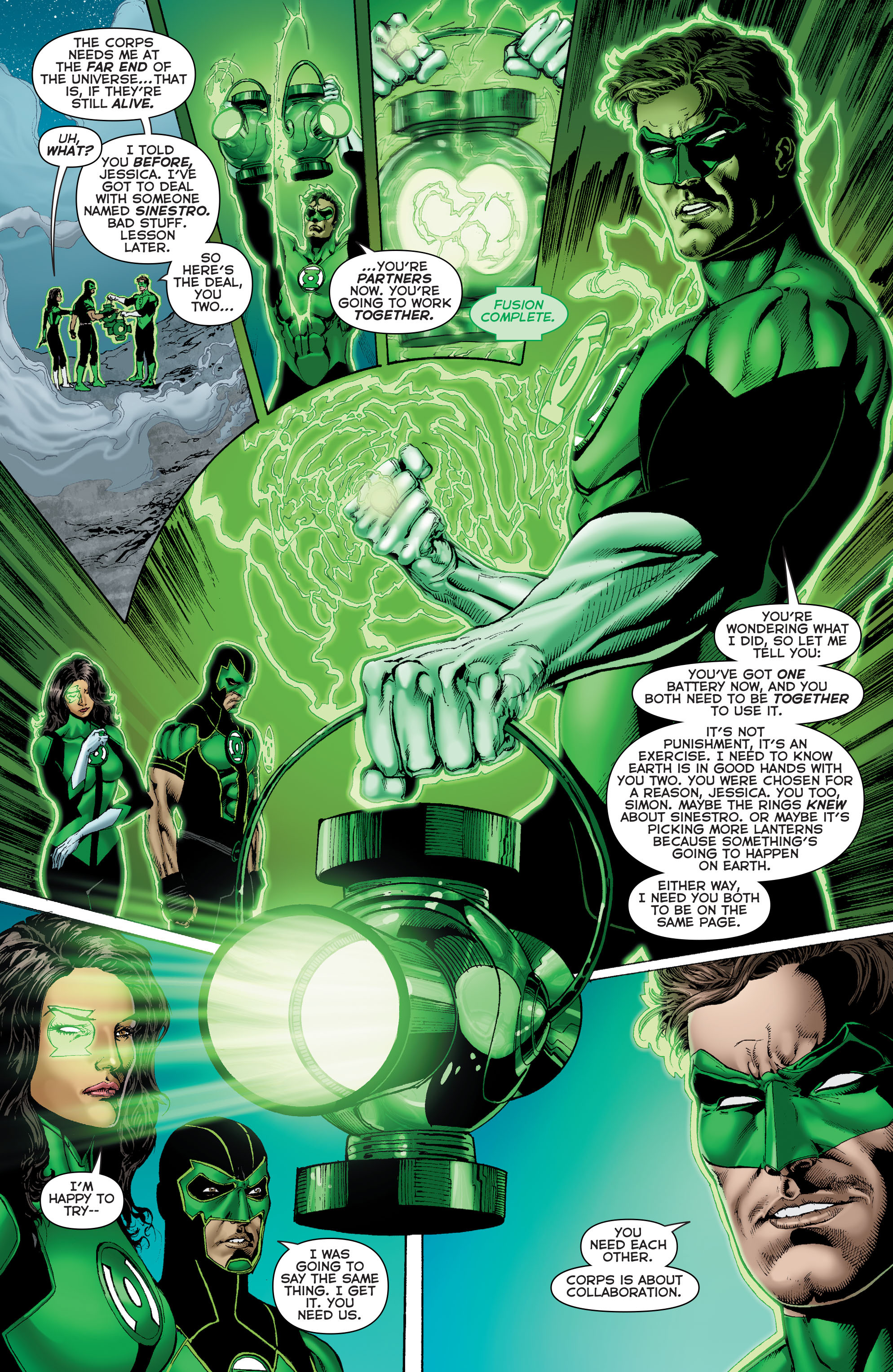 Image result for green lanterns rebirth