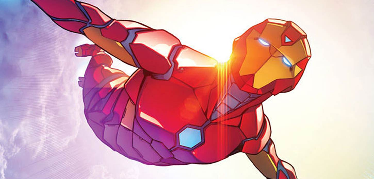 Image result for invincible iron man #1