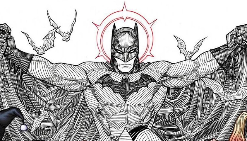 DC Comics Universe Amp Batman 48 Spoilers Frank Cho Joins