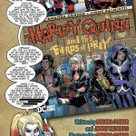 Dc Comics Teases Harley Quinn The Birds Of Prey Movie Dc Black Label Series With Her Beaver Sans Spoilers Inside Pulse