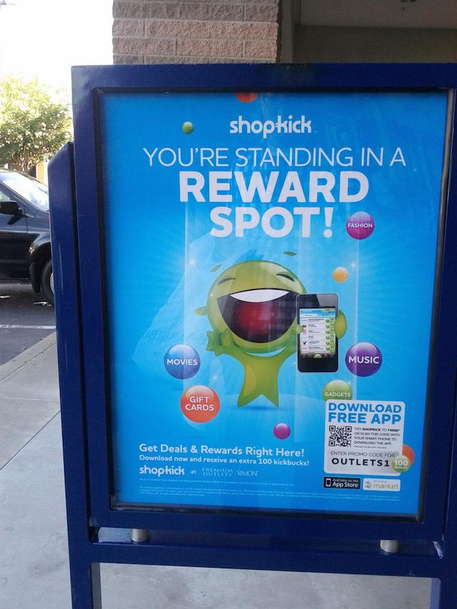 Shopkick, retail tech, tech innovation,