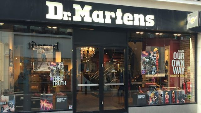 Dr Martens Carnaby Street, retail openings October 2015, London retail openings, retail trends, London pop-ups, retail trends, visual merchandising,