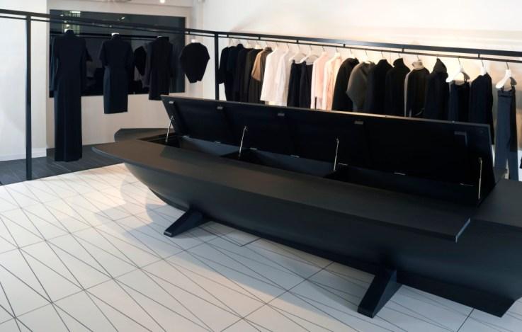 Chalayan, retail trends, London retail, visual merchandising