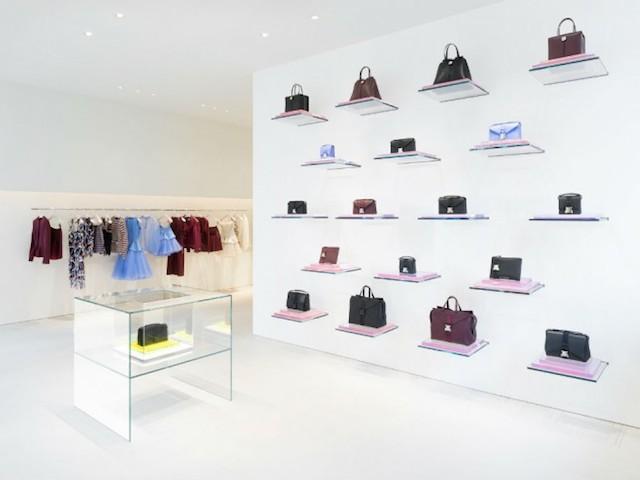 Christopher Kane, retail trends, trend tours, retail safari, London retail,