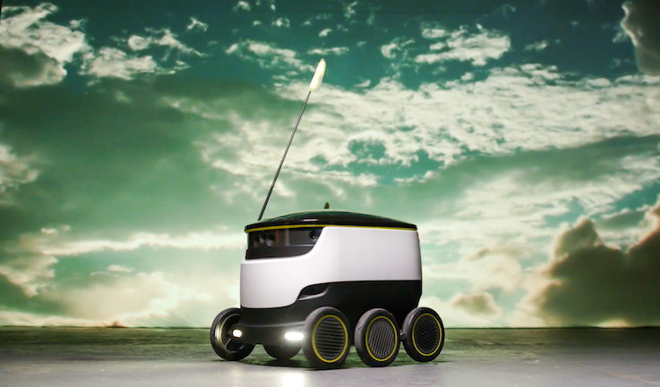 retail trends, future of retail, future of delivery, retail innovation, retail tech, Starship, delivery robots