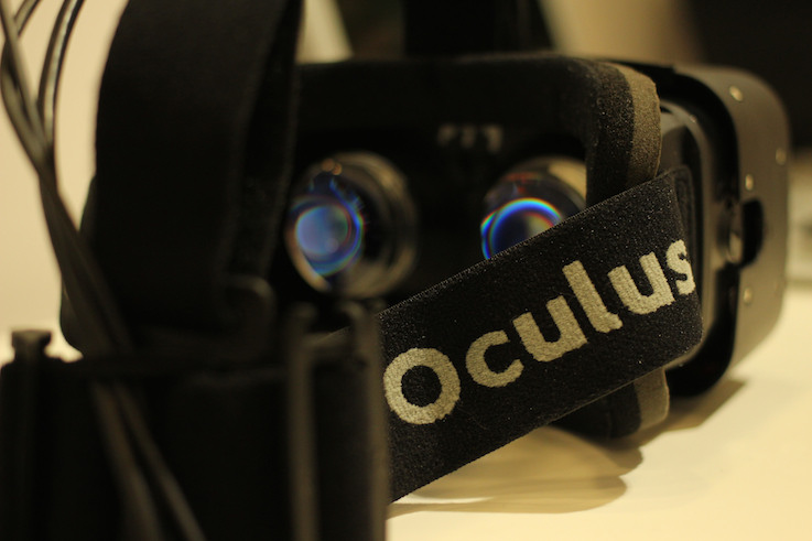 Retail trends, Virtual reality, oculus rift, retail innovation, retail tech,