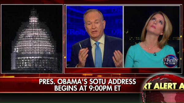 'You're Babbling!': O'Reilly, Powers in Heated Debate Over ...