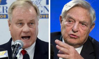 WATCH: 'I Have A Message For You': PA Gov Candidate Slams George Soros