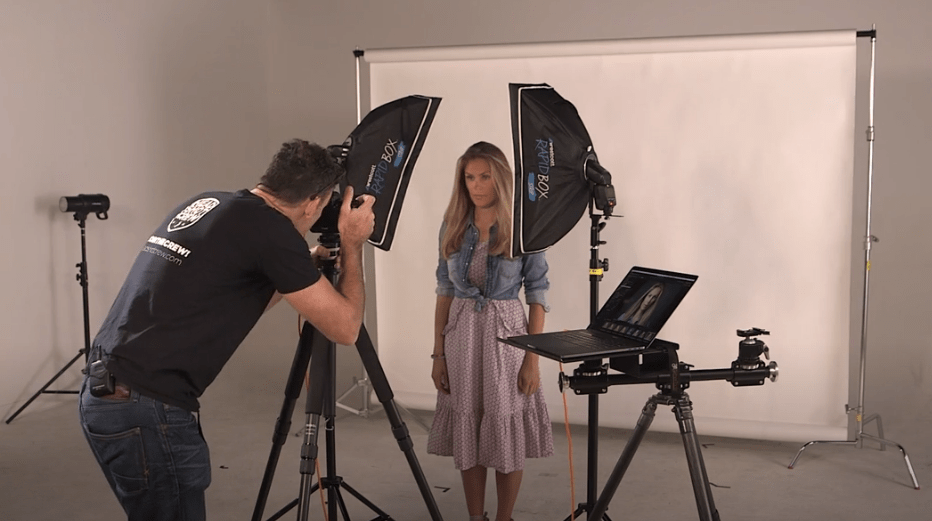 headshot business with peter hurley