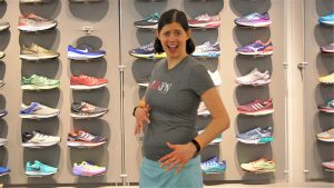 Kate Biegler at Fleet Feet Sports Raleigh